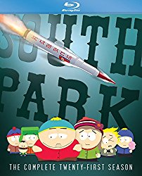 south-park-season-21 Blu-ray Cover