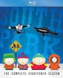 SOUTH PARK SEASON 18 Blu-ray