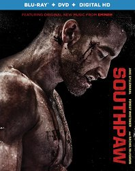SOUTHPAW Release Poster