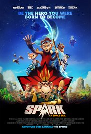 SPARK: A SPACE TAIL Release Poster