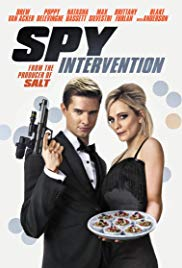 SPY INTERVENTION  Release Poster