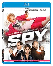 Spy Movie Review