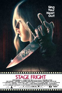 Stage Fright Movie Poster
