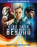 STAR TREK BEYOND Blu-ray Cover