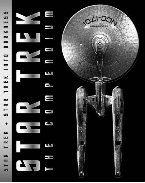 Star Trek The Compendium Blu-ray