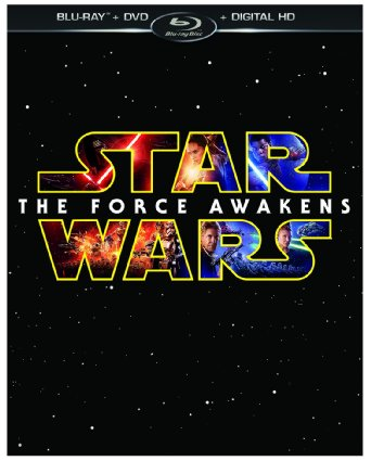 STAR WARS: THE FORCE AWAKENS Release Poster