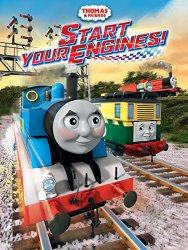 START YOUR ENGINES Blu-ray Cover