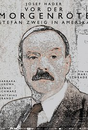 STEFAN ZWEIG: FAREWELL TO EUROPE Release Poster