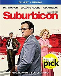 SUBURBICON Release Poster