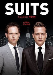 Suits Season 4 DVD