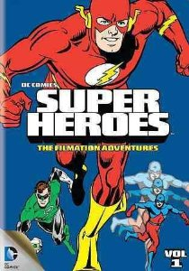 Super Heroes Vol 1 DVD