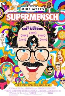 SUPERMENSCH: THE LEGEND OF SHEP GORDON Movie Release