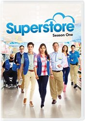 SUPERSTORE SEASON ONE Cover