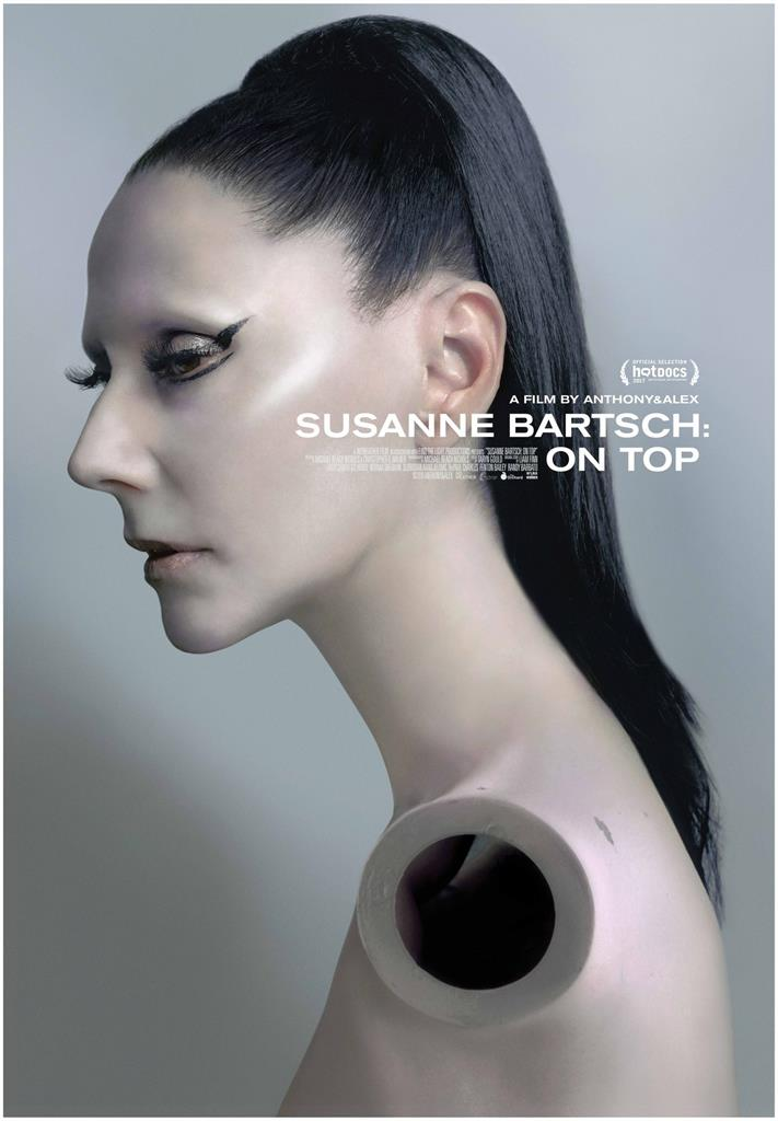 SUSANNE BARTSCH: ON TOP   Release Poster
