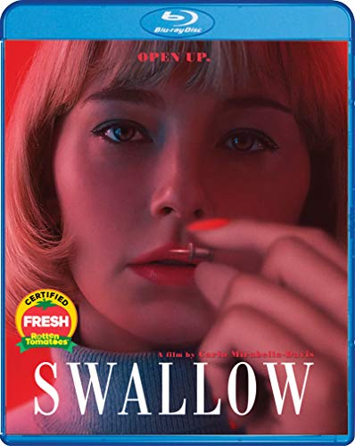 SWALLOW  Release Poster