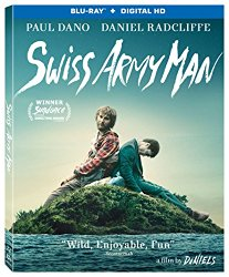SWISS ARMY MAN  Release Poster