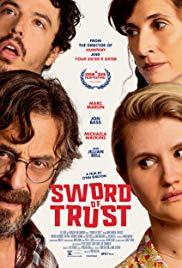 SWORD OF TRUST Release Poster