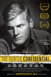 TAB HUNTER CONFIDENTIAL Release Poster