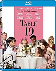 TABLE 19  Release Poster