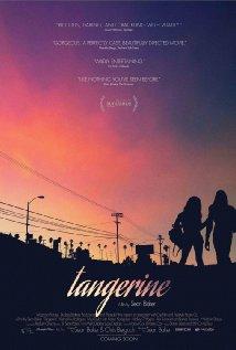 TANGERINE Release Poster