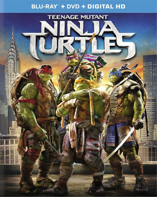 Teenage Mutant Ninja Turttles Movie Review