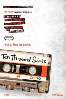 TEN THOUSAND SAINTS Release Poster
