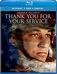 THANK YOU FOR YOUR SERVICE Release Poster