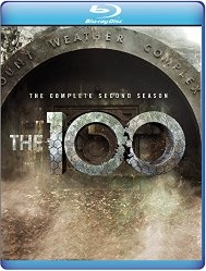 THE 100 SEASON TWO Blu-ray Cover