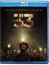 THE 33 DVD Cover