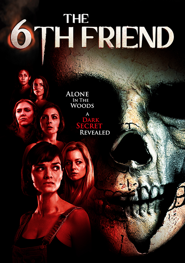 THE 6TH FRIEND Release Poster