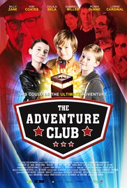 THE ADVENTURE CLUB Release Poster