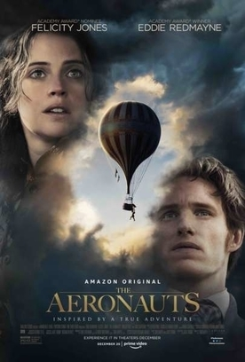 THE AERONAUTS Release Poster