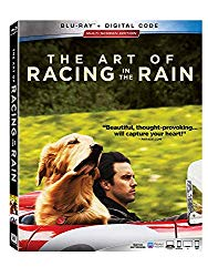 THE ART OF RACING IN THE RAIN Release Poster