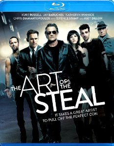 The Art of Steal Movie Release