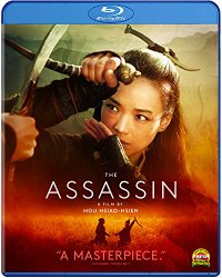 THE ASSASSIN DVD Cover