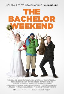 THE BACHELOR WEEKEND Movie Poster