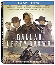 THE BALLAD OF LEFTY BROWN Release Poster