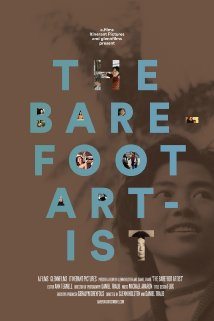 THE BAREFOOT ARTIST Movie Poster