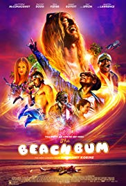 THE BEACH BUM Release Poster