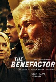 THE BENEFACTOR Release Poster