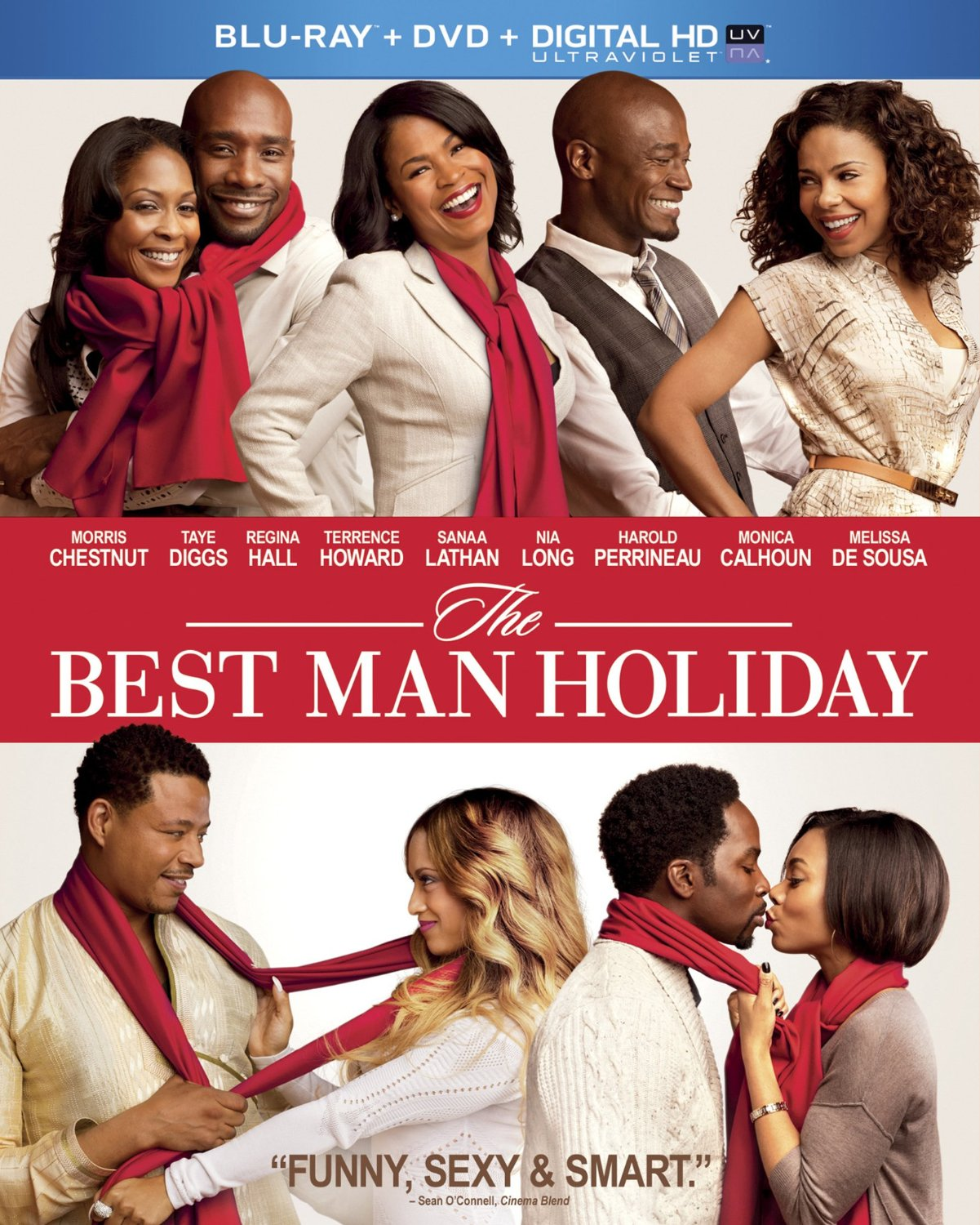 The Best Man Holiday Blu-ray