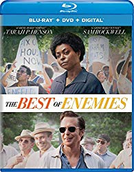 THE BEST OF ENEMIES Release Poster
