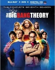 The Big Bang Theory Season 7  Blu-ray