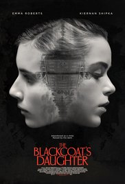 THE BLACKCOAT'S DAUGHTER Release Poster