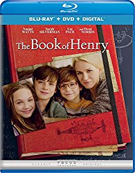THE BOOK OF HENRY Blu-ray Cover