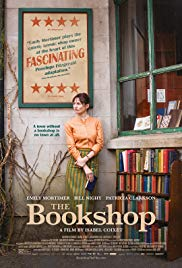 THE BOOKSHOP Release Poster
