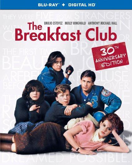 The Breakfast Club Blu-ray