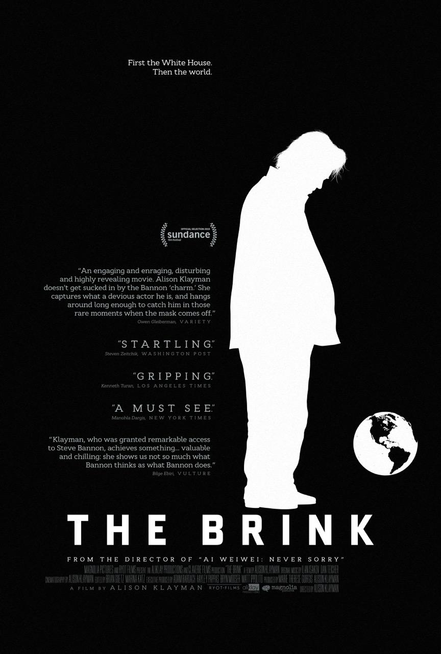 THE BRINK  Release Poster