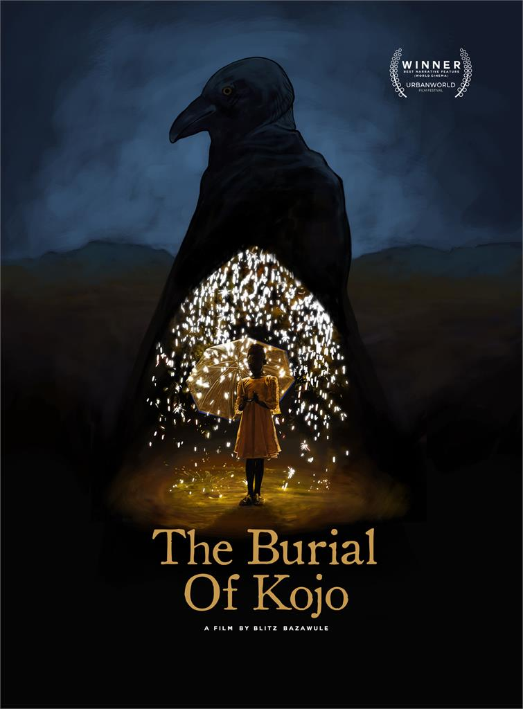 THE BURIAL OF KOJO Release Poster