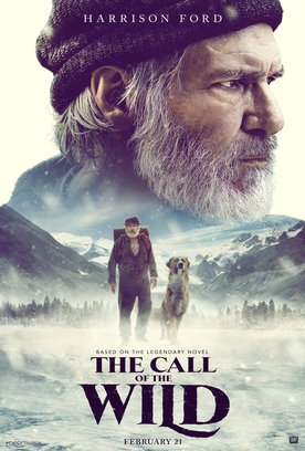 THE CALL OF THE WILD Release Poster